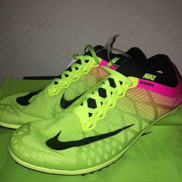 5c15b84e3e7f Nike Mamba Zoom 3 OC Running Track Spikes SZ 11. M 5b51d6d39fe48645910e7d02